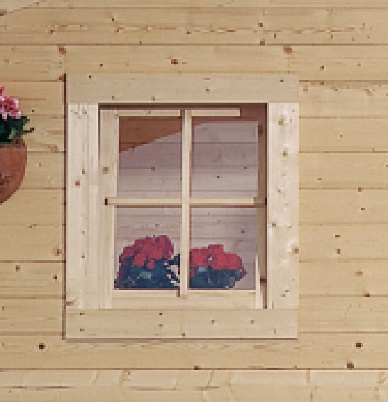 einbaufenster karibu f r gartenhaus 28 mm wandst rke holz sprossen pictures to pin on pinterest. Black Bedroom Furniture Sets. Home Design Ideas