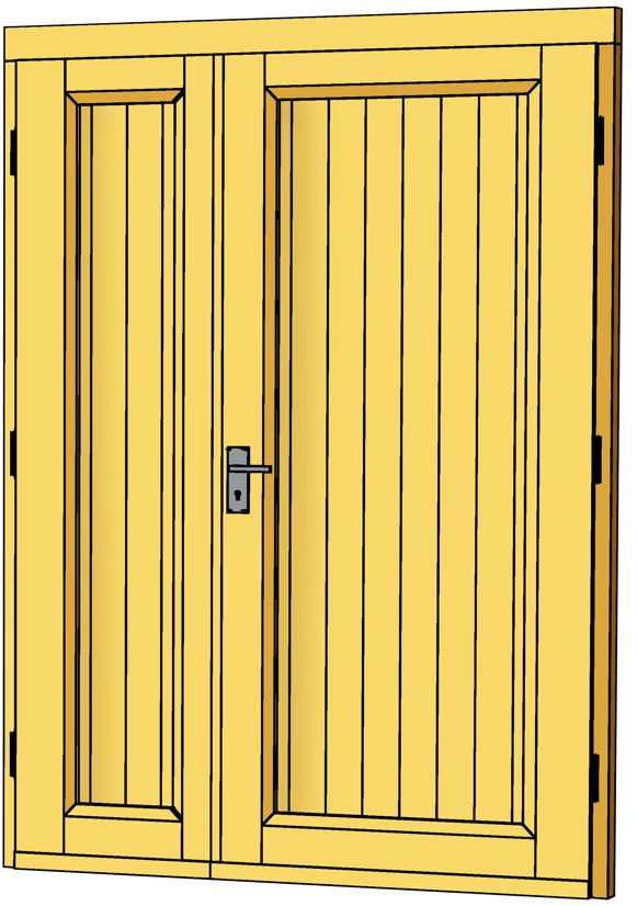 Wohnzimmer und Kamin holztür gartenhaus : Carport-Tu00fcr SKANHOLZ u00abDoppeltu00fcr 2/3 Teilungu00bb Gartenhaus ...