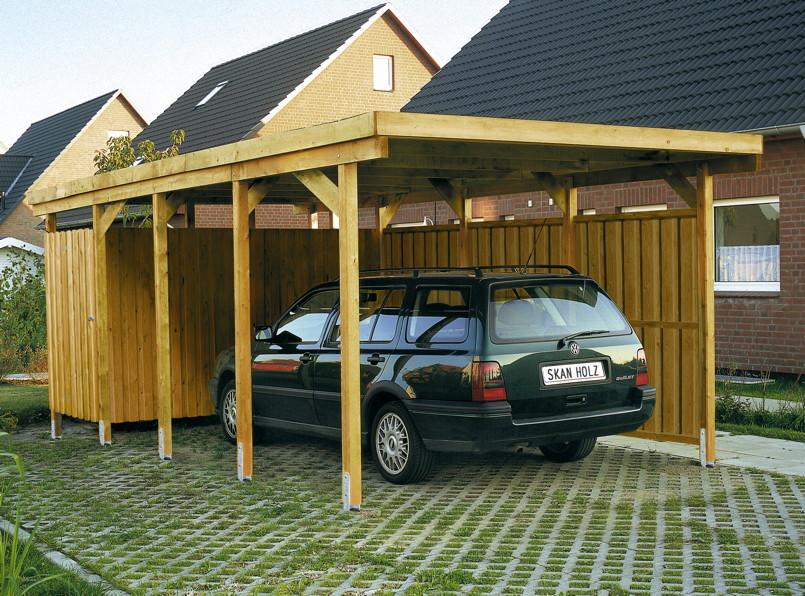 carport ger teraum skanholz abstellraum a5 fahrrad garage vom gartenhaus fachh ndler. Black Bedroom Furniture Sets. Home Design Ideas