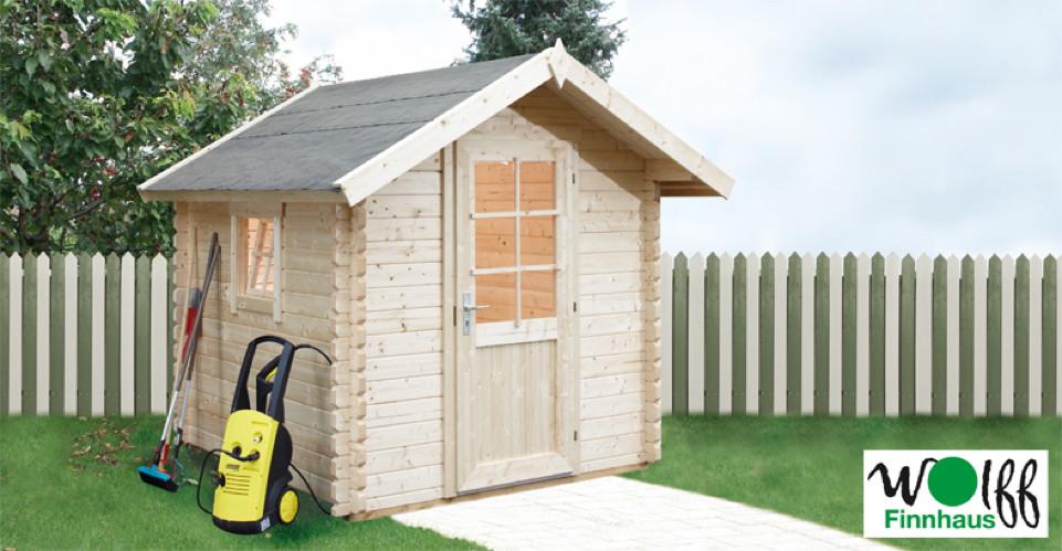 gartenhaus mit zwei rumen karibu gartenhaus tecklenburg pultdach mm system opalgrau with. Black Bedroom Furniture Sets. Home Design Ideas