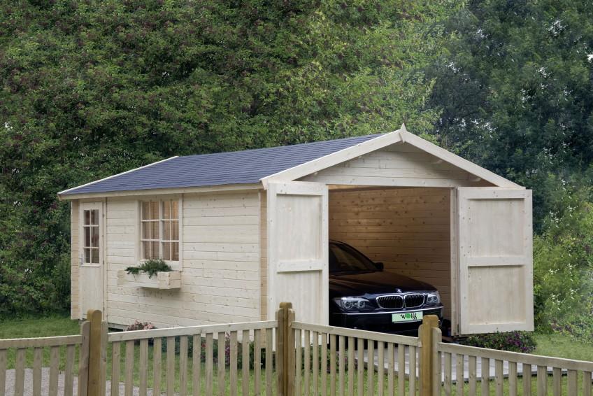 Tür Garage Haus : garage wolff 44 b holzgarage bausatz blockbohle seitliches fenster t r kaufen im holz ~ Sanjose-hotels-ca.com Haus und Dekorationen