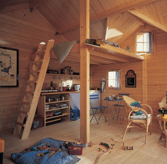 gartenhaus karibu wonnesund j tland kaufen im holz garten baumarkt online shop. Black Bedroom Furniture Sets. Home Design Ideas