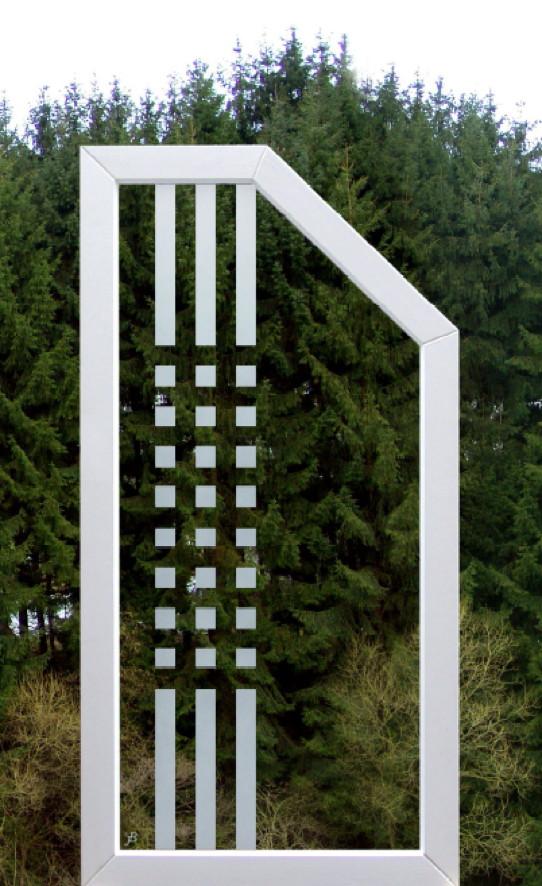 glas windschutz bardosch venedig vierecke terrassenelement kaufen im holz garten. Black Bedroom Furniture Sets. Home Design Ideas