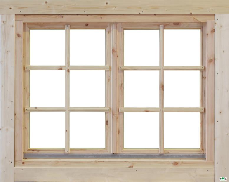 einbaufenster wolff doppelfenster alina f r 28 mm. Black Bedroom Furniture Sets. Home Design Ideas