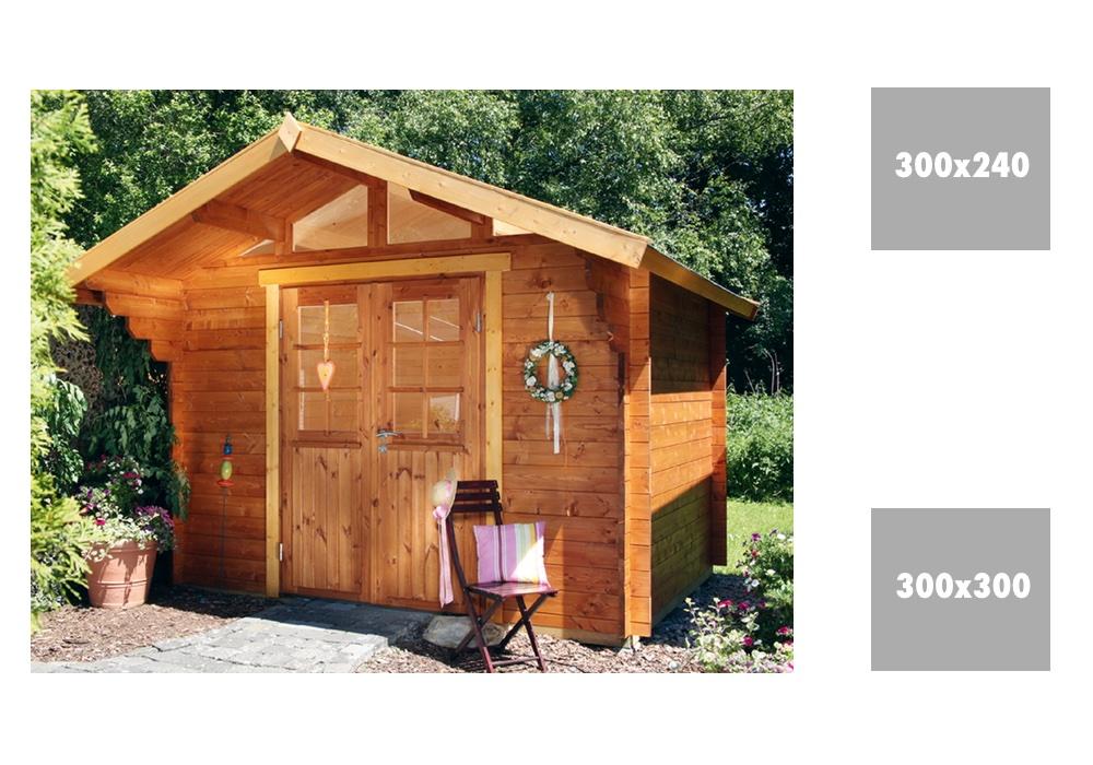 gartenhaus wolff mona 34 mit glasgiebel holz gartenhaus doppelt r kaufen im holz. Black Bedroom Furniture Sets. Home Design Ideas