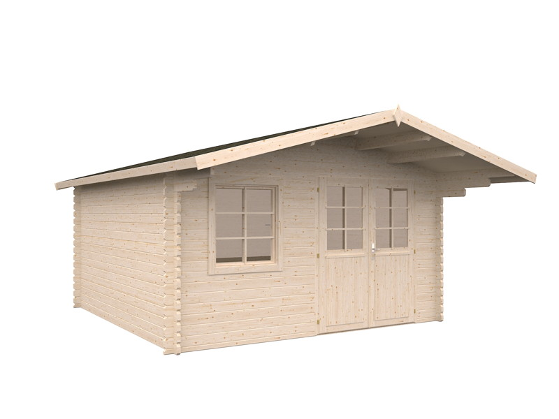 gartenhaus palmako madelene kaufen im holz. Black Bedroom Furniture Sets. Home Design Ideas