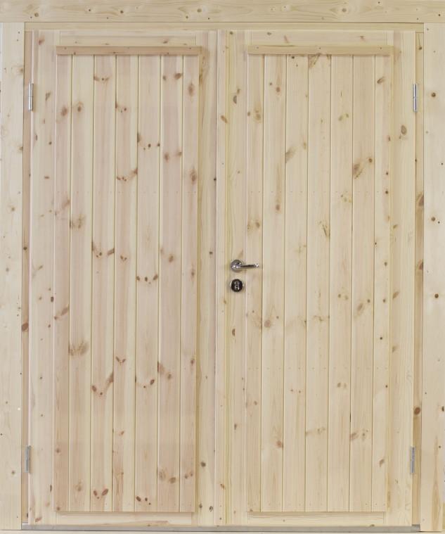 Doppeltür Holz einbau tür wolff doppeltür knut für 34 mm kaufen im holz haus de
