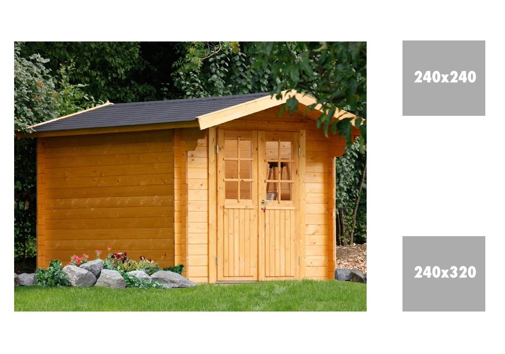 gartenhaus wolff britta 34 holz gartenhaus doppelt r kaufen im holz garten baumarkt. Black Bedroom Furniture Sets. Home Design Ideas