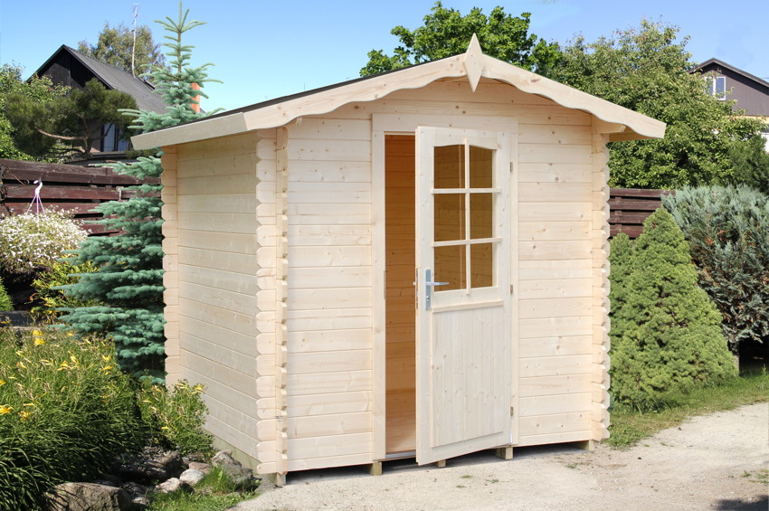 gartenhaus palmako michel ger tehaus vom gartenhaus fachh ndler. Black Bedroom Furniture Sets. Home Design Ideas