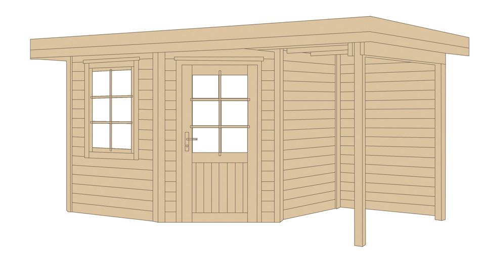 gartenhaus flachdach anleitung my blog. Black Bedroom Furniture Sets. Home Design Ideas