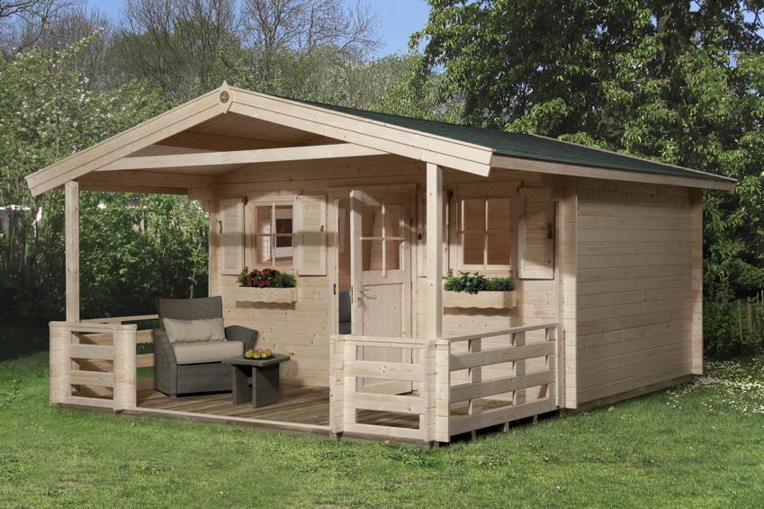 gartenhaus weka gartenhaus 135 45mm gartenhaus holz haus. Black Bedroom Furniture Sets. Home Design Ideas