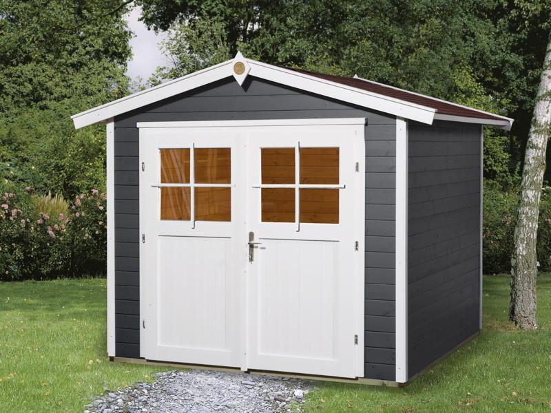 ger tehaus weka gartenhaus 224 gartenhaus holzhaus. Black Bedroom Furniture Sets. Home Design Ideas