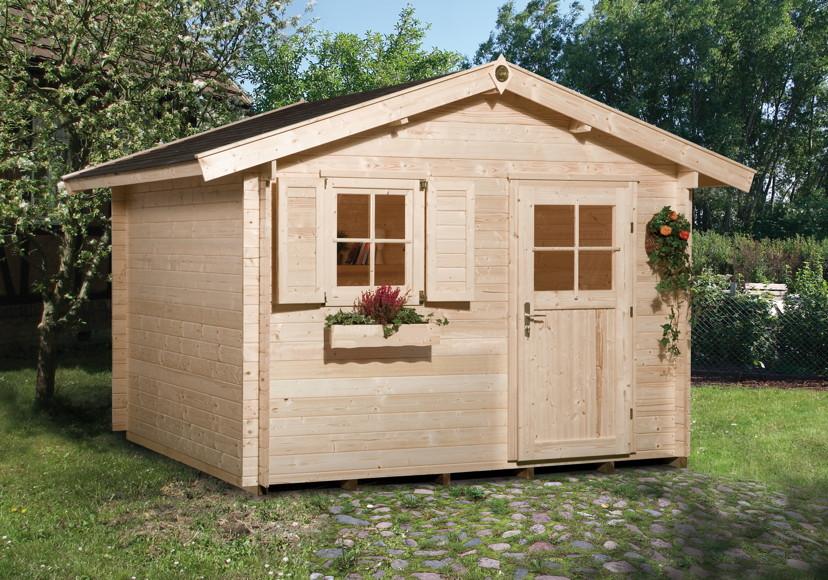 Holzpavillon Garten mit schöne ideen für ihr haus ideen