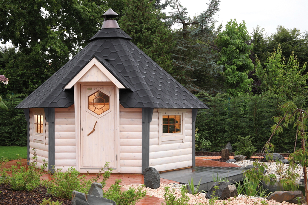 kota wolff grillkota 9 de luxe grillhaus gartenhaus aus holz kaufen im holz. Black Bedroom Furniture Sets. Home Design Ideas
