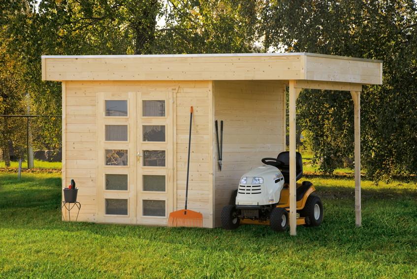 gartenhaus skanholz venlo blockbhlen holzhaus doppelt r. Black Bedroom Furniture Sets. Home Design Ideas