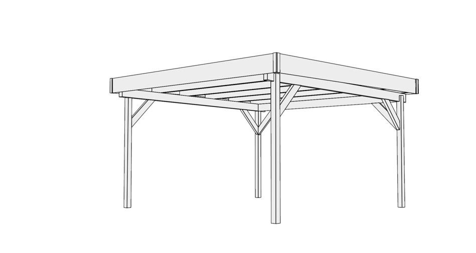 Gartenpavillon Holz Baumarkt ~   Holz Pavillon Terrassendach  Kaufen im Holz Haus de Garten Baumarkt