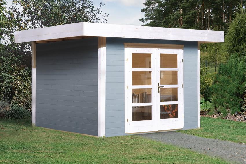 gartenhaus holz vorher streichen. Black Bedroom Furniture Sets. Home Design Ideas