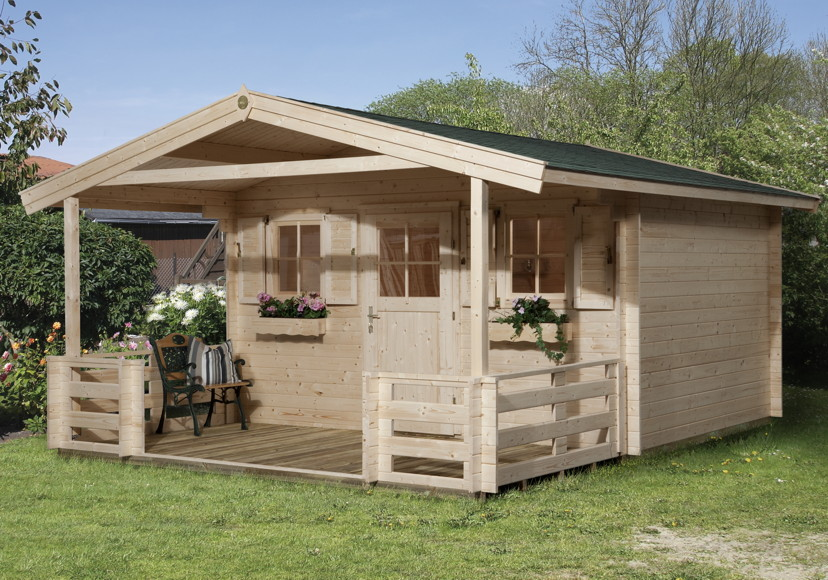 gartenhaus holz mit veranda my blog. Black Bedroom Furniture Sets. Home Design Ideas
