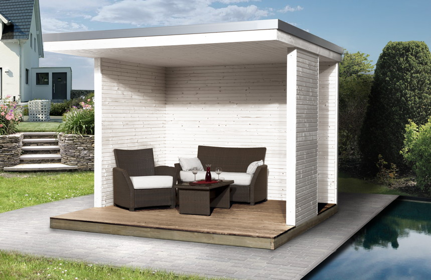 pavillon hersteller kaufen im holz garten. Black Bedroom Furniture Sets. Home Design Ideas